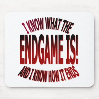 END GAME MOUSE PAD