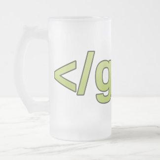 End god mug