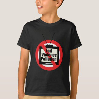 End Gun Violence Pollution T-Shirt