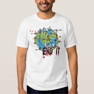 End IT! T Shirt