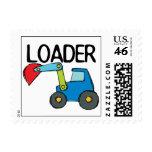 End Loader Postage