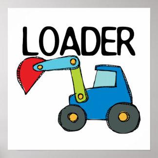 End Loader Posters