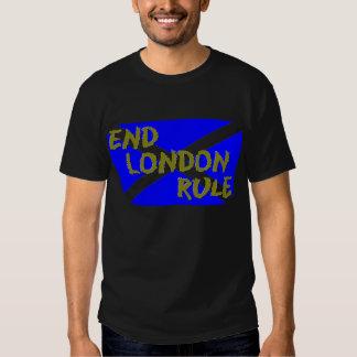 End London Rule Black T-Shirt