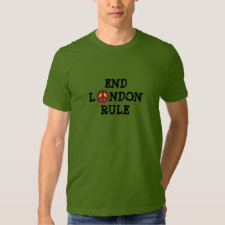 End London Rule Trident Out of Scotland T-Shirt