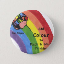 End Mental Health Stigma Button