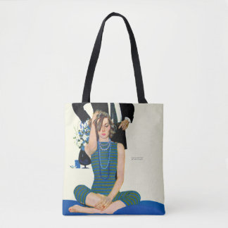 End of a Marriage Tote Bag