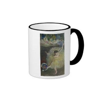 End of an Arabesque, 1877 Coffee Mug