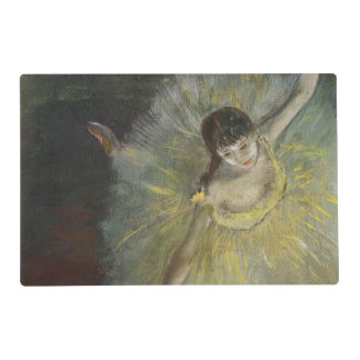 End of an Arabesque, 1877 Laminated Placemat