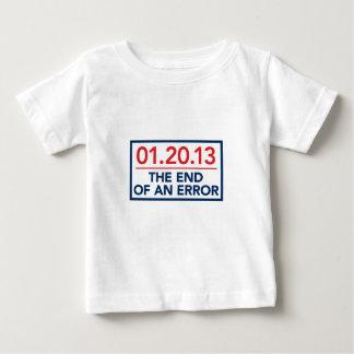 End Of An Error Baby T-Shirt