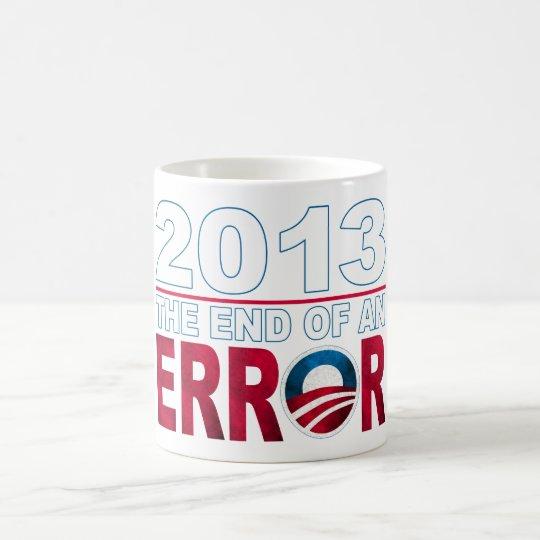 End of an ERROR Coffee Mug