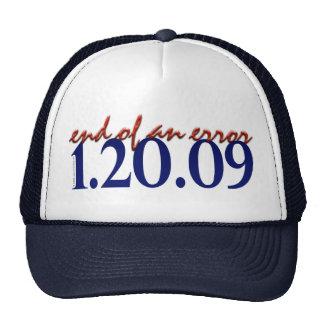 End of an Error Hat