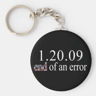 End of an Error - Keychain