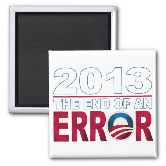 End of an ERROR Magnet
