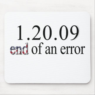 End of an Error  - Mousemat Mouse Pad
