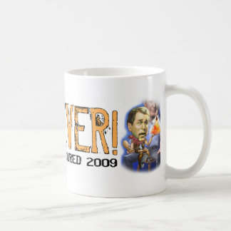 End of an Error Classic White Coffee Mug
