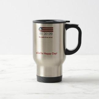 end of an error, oOoOo Happy Day! 15 Oz Stainless Steel Travel Mug