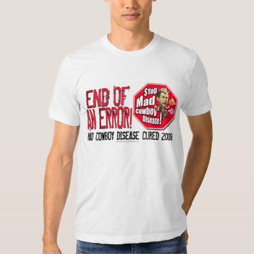 End of an Error Tee Shirt