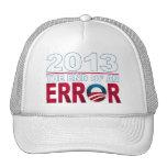 End of an ERROR Trucker Hat