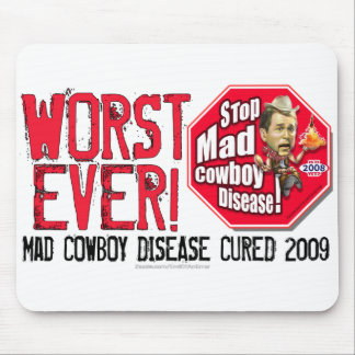 End of an Error: Worst Ever! Mouse Pad