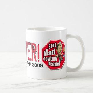 End of an Error: Worst Ever! Classic White Coffee Mug
