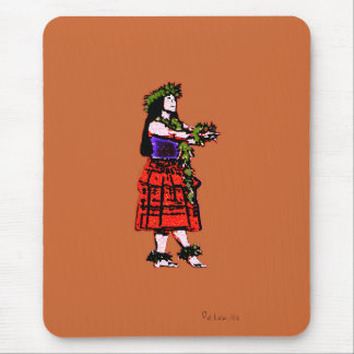 end of dance mouse pad