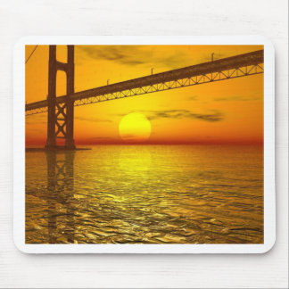 End of Day Mouse Pad