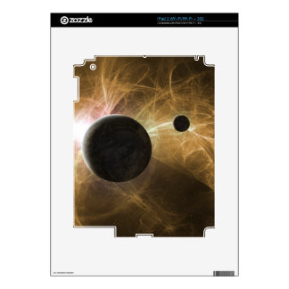 End Of Days iPad 2 Skins