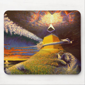 end of days mouse pad