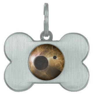 End Of Days Pet Name Tag