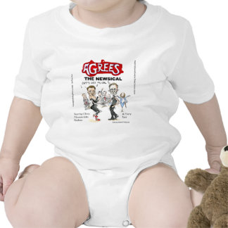 End Of Fiscal Cliff Funny Gifts Cards & Tees Bodysuit
