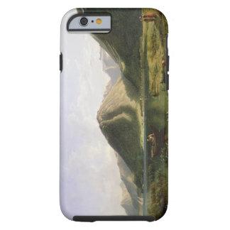 End of Lake Geneva, 1835 (oil on canvas) Tough iPhone 6 Case