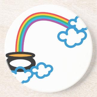 End Of Rainbow Coasters