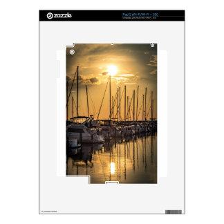 End of Season Sailing iPad 2 Decals