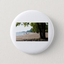 End of Summer Button