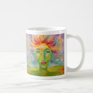 """End Of The Day Dream"" Art Coffee Mug"