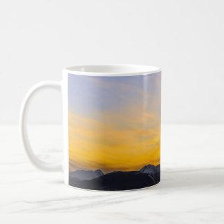 End of the Day in Tierra Del Fuego Coffee Mug