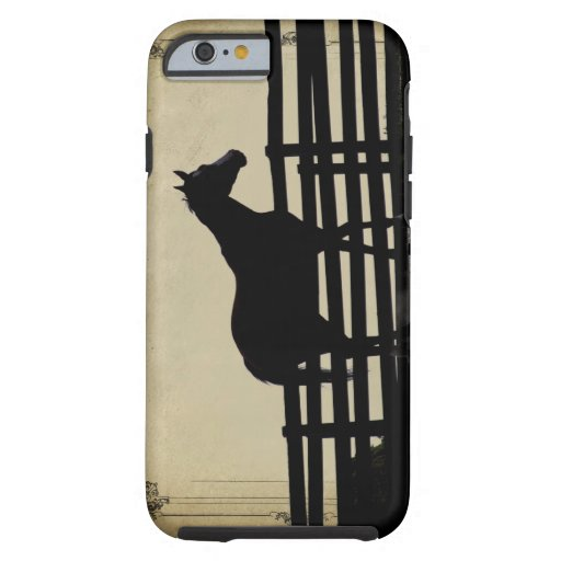 End of the day iPhone 6 case Horse Farm Case