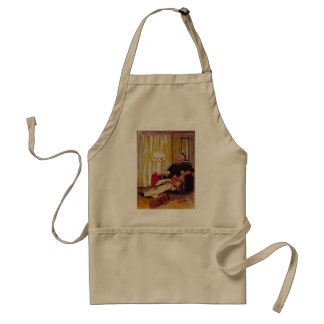 """""""End of the Day"""" www.zazz... Adult Apron"""