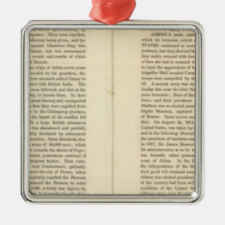 End of The General Peace 1828 AD 2 Ornament