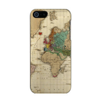 End of The General Peace 1828 AD Metallic Phone Case For iPhone SE/5/5s