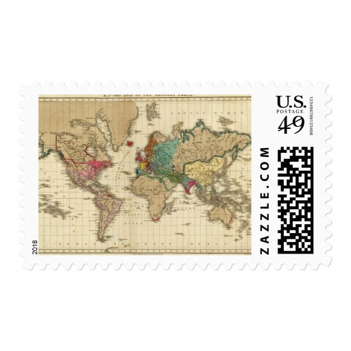 End of The General Peace 1828 AD Postage