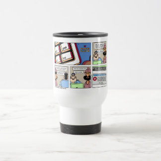 End of the Internet travel mug! Travel Mug