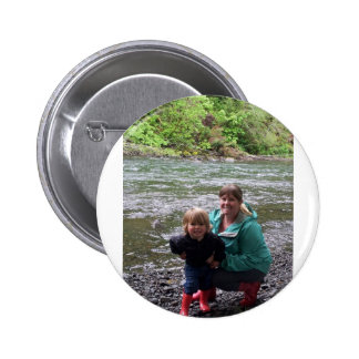 End of the long weekend pinback buttons