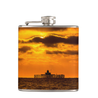 End of the Pier Flask