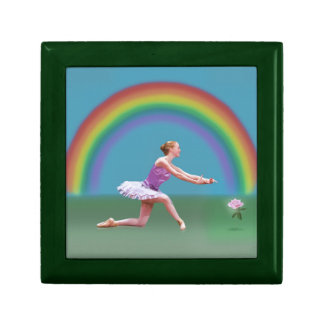 End of the Rainbow Ballerina Gift Box