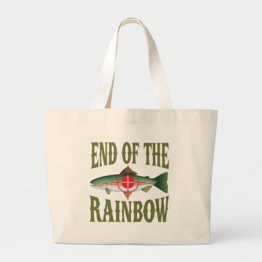 End of the Rainbow Canvas Bag