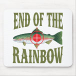 End of the Rainbow Mouse Mat