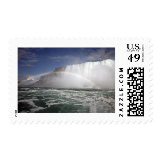 End of the Rainbow Stamp