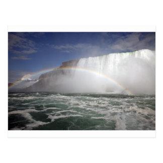 End of the Rainbow Postcard