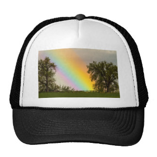 End Of The Rainbow Pot Of Gold Trucker Hat
